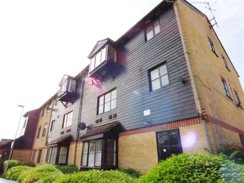 1 Bedroom Flat for sale in Kilberry Close, TW7