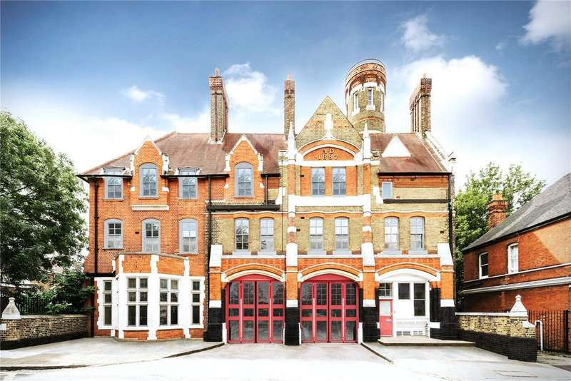 2 Bedrooms Flat for sale in Old Woolwich Fire Station, 24 Sunbury Street, Woolwich
