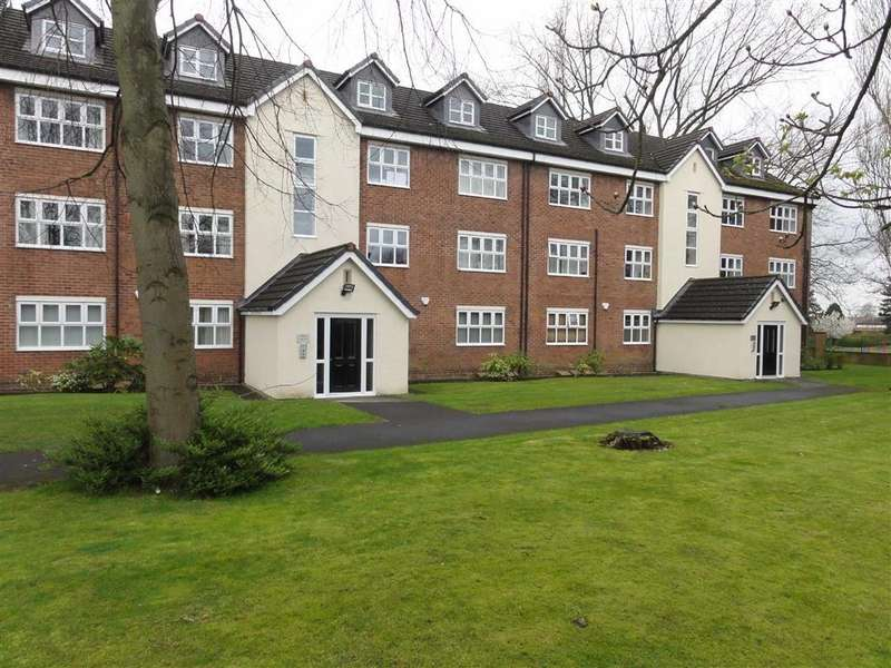 2 Bedrooms Apartment Flat for sale in Sir William Court, Baguley