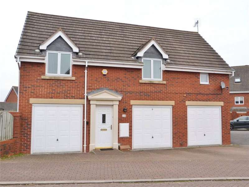 1 Bedroom Apartment Flat for sale in Monck Drive, Kingsley Village, Nantwich, Cheshire, CW5