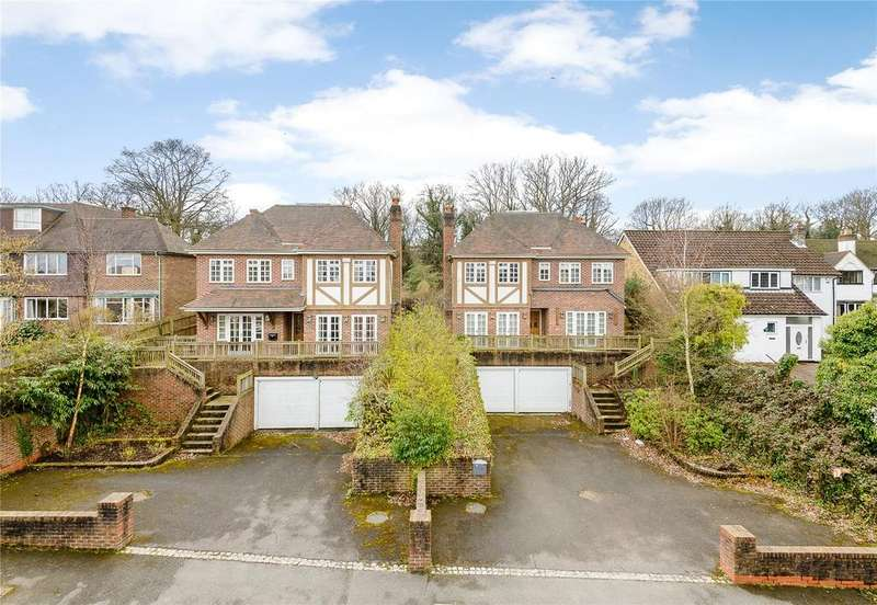 4 Bedrooms Detached House for sale in Woodlands, Gerrards Cross, Buckinghamshire