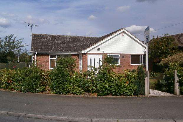 3 Bedrooms Bungalow for sale in Wendys Close, off Scraptoft Lane, Leicester, LE5