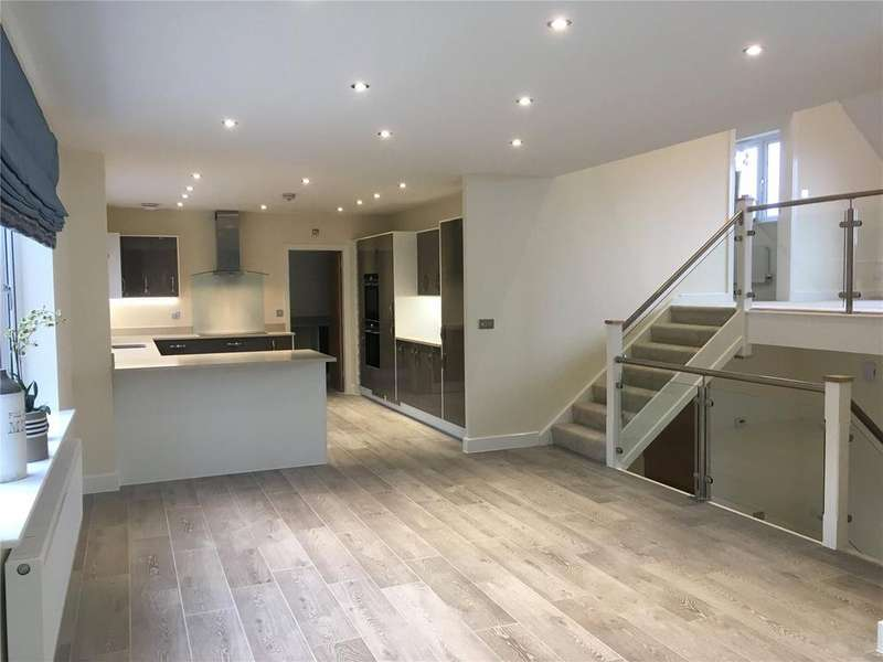 5 Bedrooms Detached House for sale in Plot 8 -The Sidmouth, Woodberry Copse, Lyme Regis, Dorset, DT7