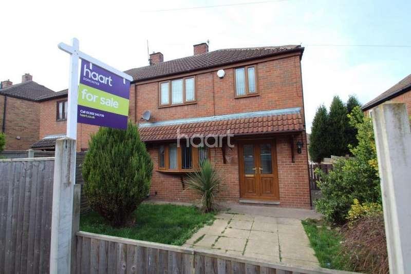 3 Bedrooms Semi Detached House for sale in Ivanhoe Road, Edlington