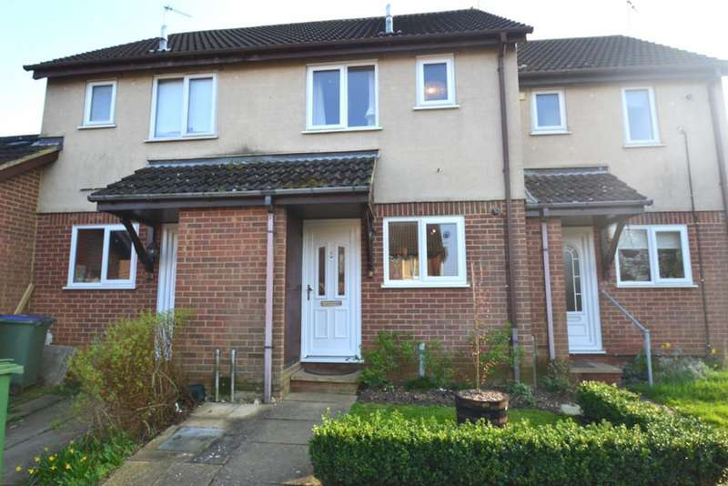 2 Bedrooms Terraced House for sale in 38, Longlands Court