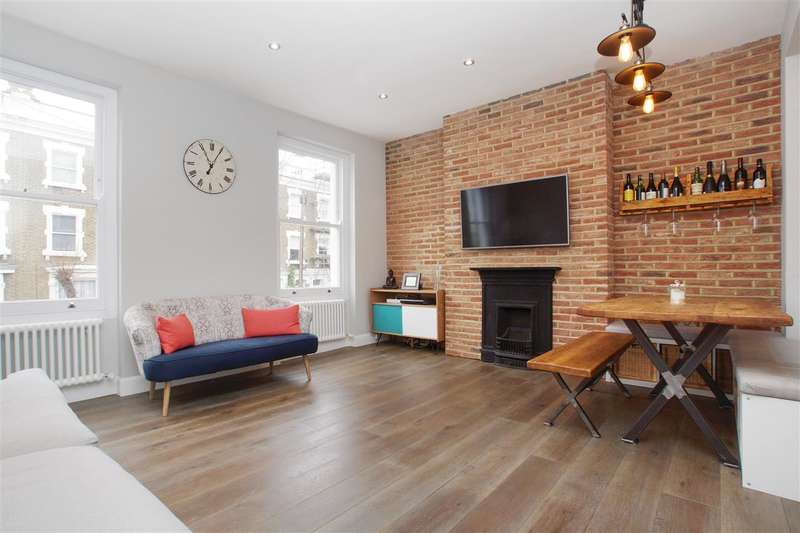 3 Bedrooms Apartment Flat for sale in Countess Road, London
