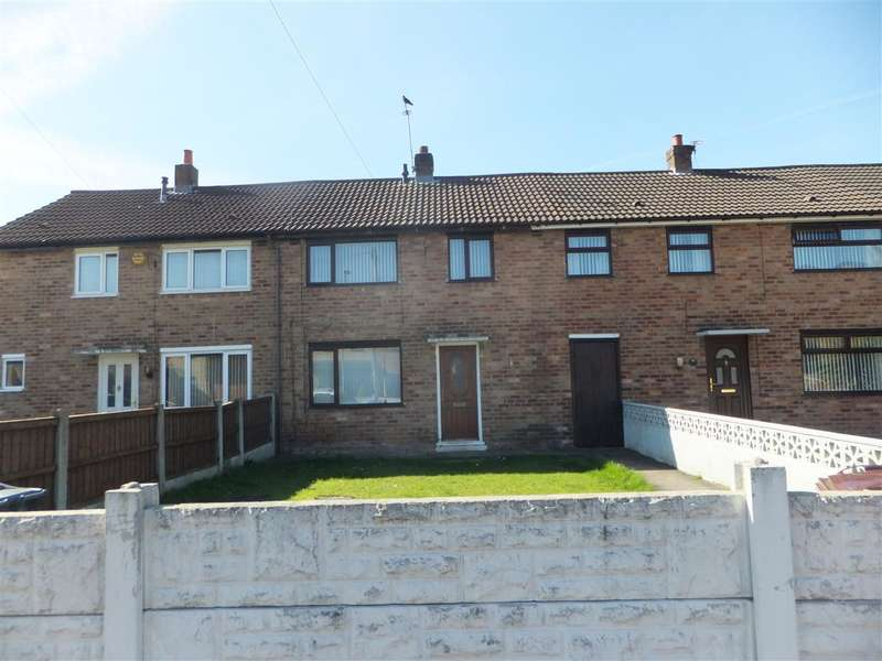 3 Bedrooms Terraced House for sale in Kipling Avenue, Huyton, Liverpool