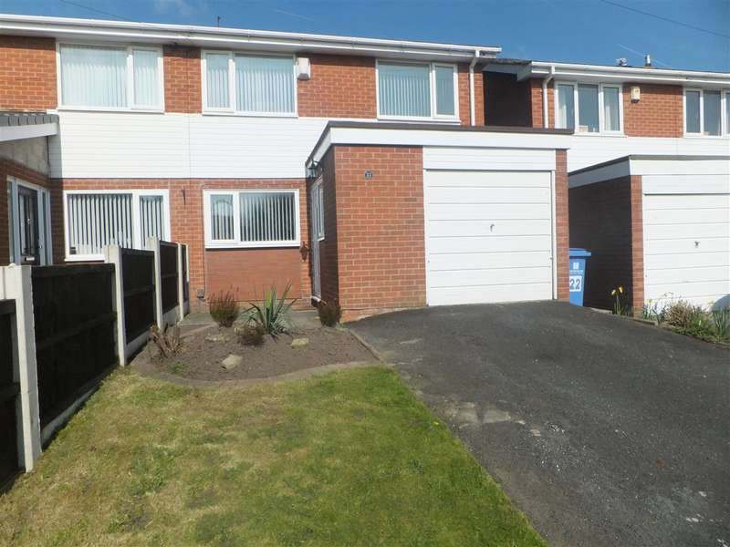 3 Bedrooms Semi Detached House for sale in Fields End, Huyton, Liverpool
