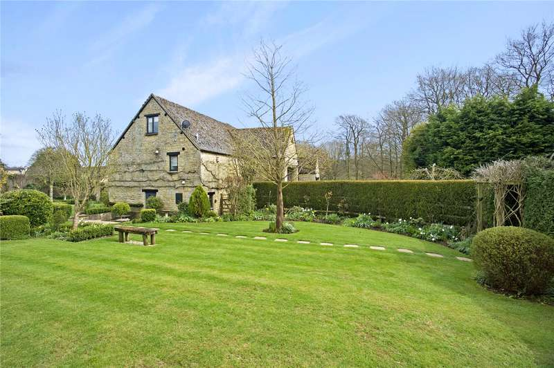 5 Bedrooms Barn Conversion Character Property for sale in High Cleeves Barn, Cleeves Corner, Over Norton, Chipping Norton, OX7