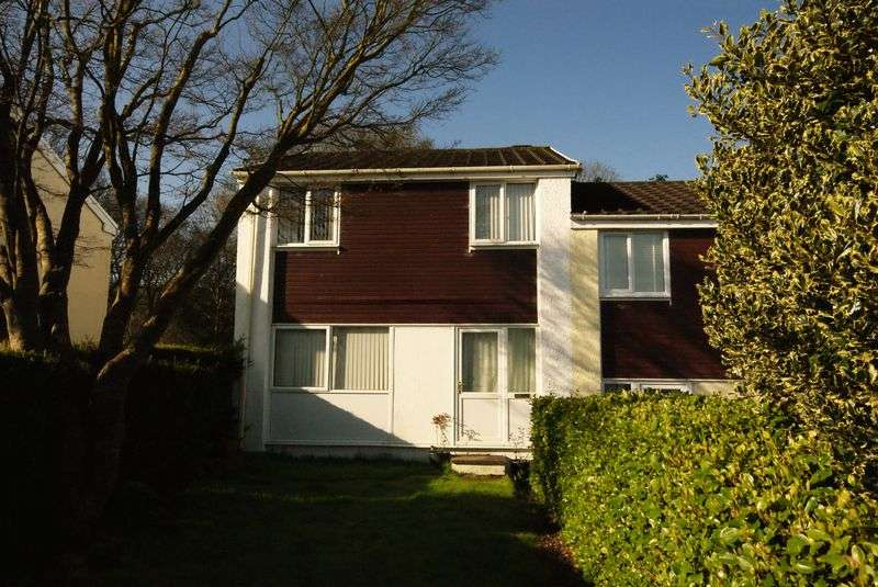 3 Bedrooms Terraced House for sale in Woodland View, Lanivet