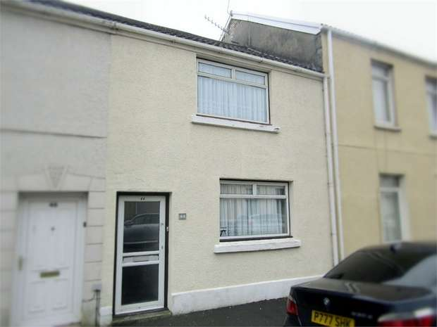 2 Bedrooms Terraced House for sale in Dillwyn Street, Llanelli, Carmarthenshire