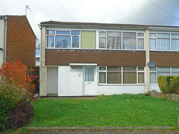 3 Bedrooms Semi Detached House for sale in Delves Crescent, Wood End, Atherstone, Warwickshire