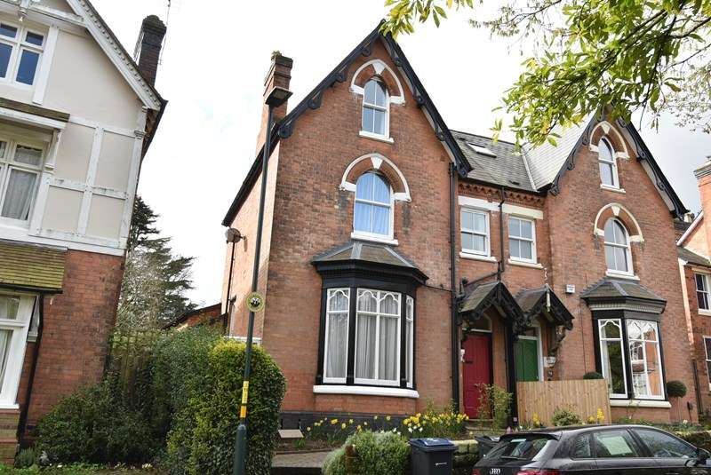 5 Bedrooms Semi Detached House for sale in Cotton Lane, Moseley, Birmingham