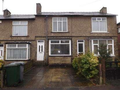 2 Bedrooms Terraced House for sale in Broomfield Road, Marsh, Huddersfield, West Yorkshire