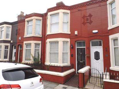 3 Bedrooms Terraced House for sale in Trevor Road, Orrell Park, Liverpool, Merseyside, L9