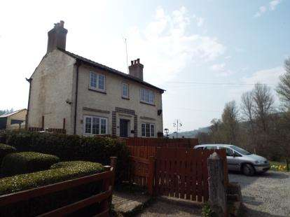2 Bedrooms Detached House for sale in Maesmor Cottages, Maerdy, Corwen, Conwy, LL21