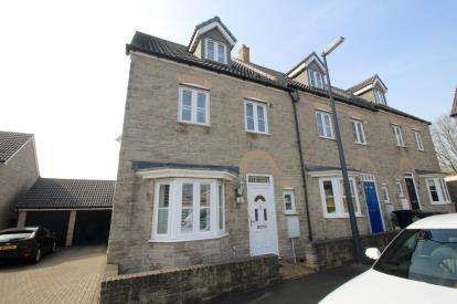 4 Bedrooms End Of Terrace House for sale in Jays Close, Kingswood, Bristol