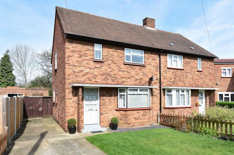 2 Bedrooms Semi Detached House for sale in Walton on Thames