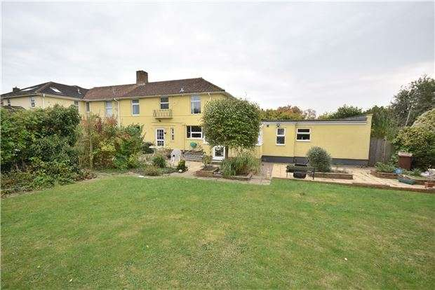 4 Bedrooms Semi Detached House for sale in Oldfield Crescent, CHELTENHAM, Gloucestershire, GL51 7BB