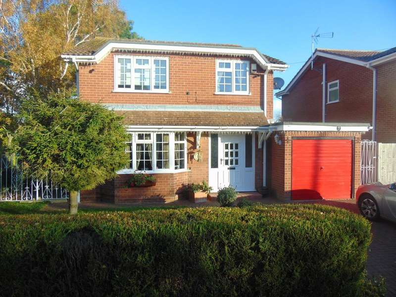 3 Bedrooms Detached House for sale in Medway Close, Wisbech, Cambs, PE13 2LA