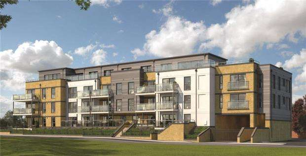 1 Bedroom Apartment Flat for sale in Wharf Road, Guildford, Surrey