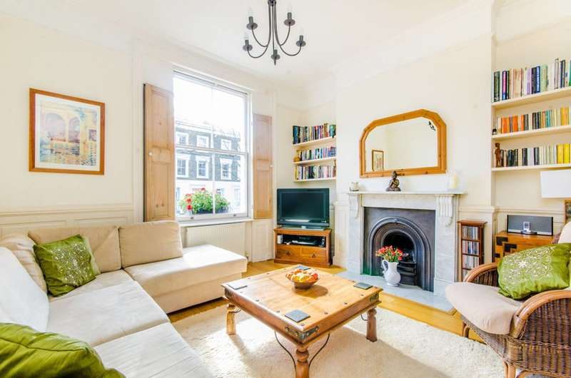 2 Bedrooms Maisonette Flat for sale in Offord Road, Barnsbury, N1
