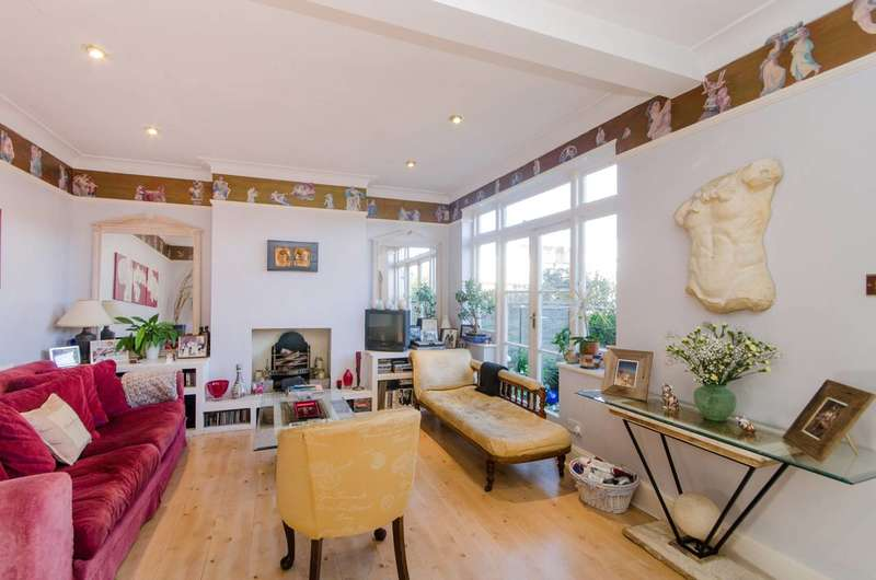 5 Bedrooms Terraced House for sale in Glennie Road, West Norwood, SE27