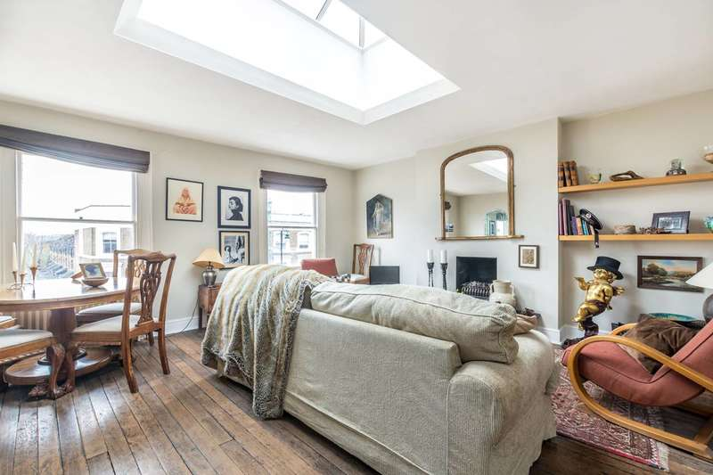 1 Bedroom Flat for sale in Golborne Road, North Kensington, W10