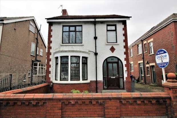 3 Bedrooms Detached House for sale in Watson Road, Blackpool, FY4