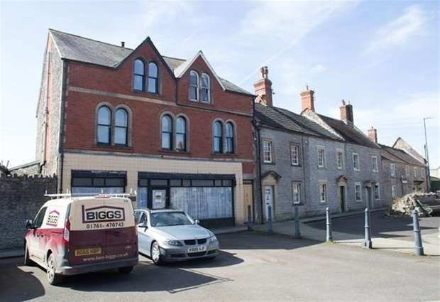 4 Bedrooms Terraced House for sale in High Street, Evercreech