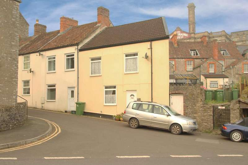 2 Bedrooms End Of Terrace House for sale in SHEPTON MALLET