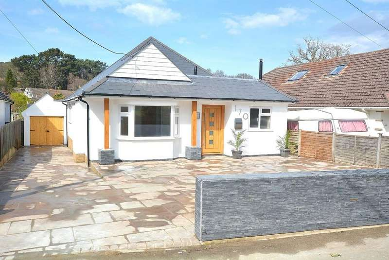4 Bedrooms Detached Bungalow for sale in Clarendon Road, BROADSTONE