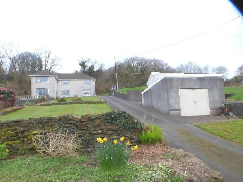 5 Bedrooms House for sale in Graig Road, Pontardawe, Swansea