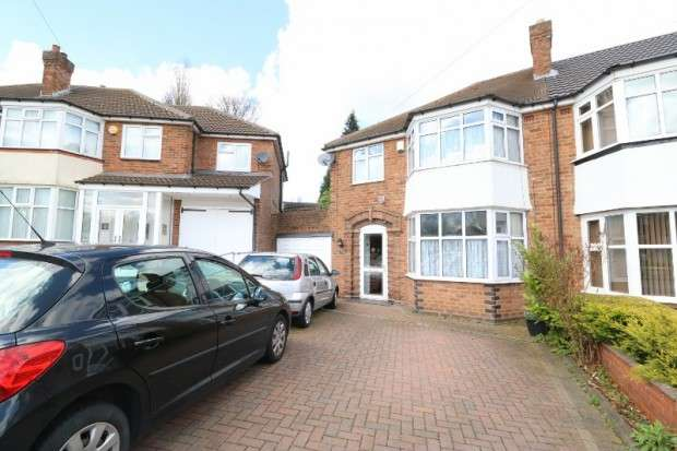 3 Bedrooms Semi Detached House for sale in Denewood Avenue, Handsworth Wood, B20