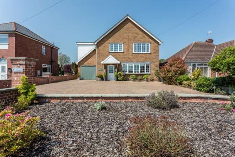 5 Bedrooms Detached House for sale in Retford Road, Walesby, Newark, Nottinghamshire, NG22