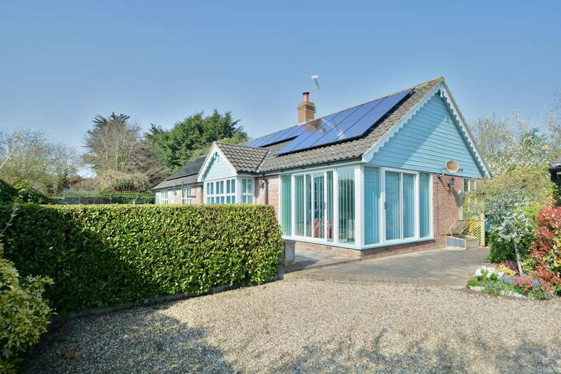4 Bedrooms Detached Bungalow for sale in Crossing Road, Palgrave
