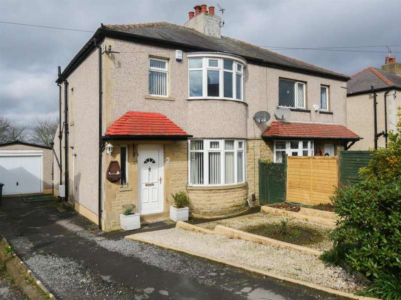 3 Bedrooms Semi Detached House for sale in Grasmere Road, Bradford BD2 4HX