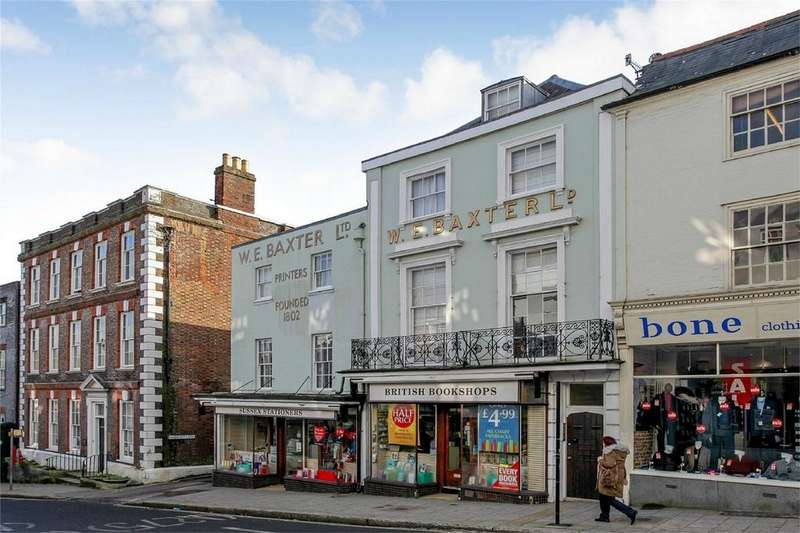 1 Bedroom Flat for sale in High Street, Lewes, East Sussex