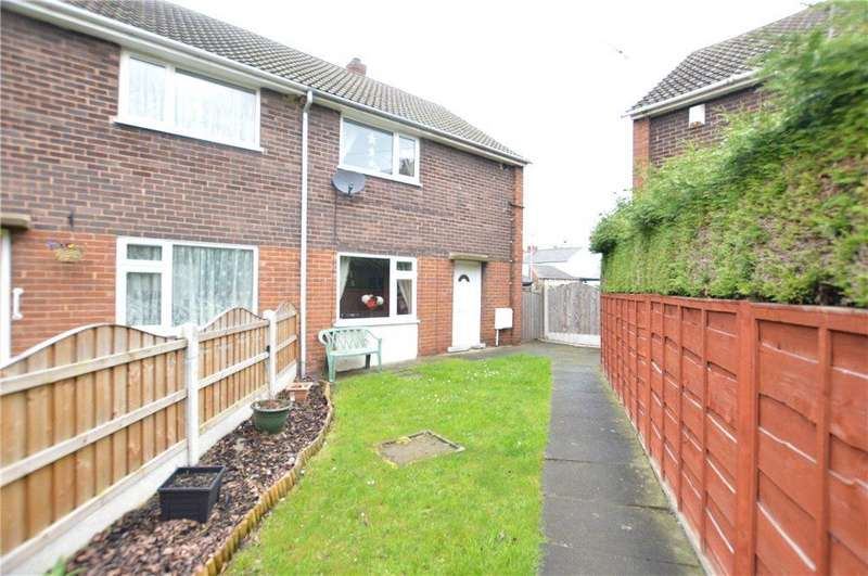2 Bedrooms Semi Detached House for sale in Chiltern Avenue, Castleford, West Yorkshire