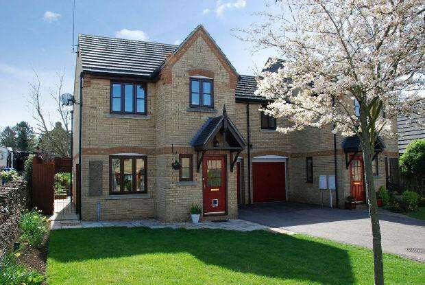 3 Bedrooms Semi Detached House for sale in Arundel Close, Kings Sutton