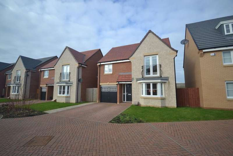 4 Bedrooms Detached Villa House for sale in 38 Earls Bridge Gardens, Irvine, KA11 2GH