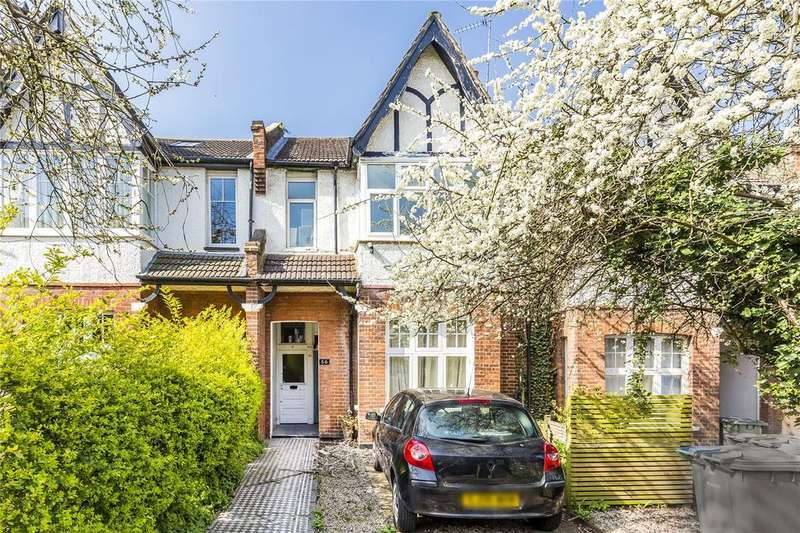 3 Bedrooms Apartment Flat for sale in Foyle Road, London, SE3