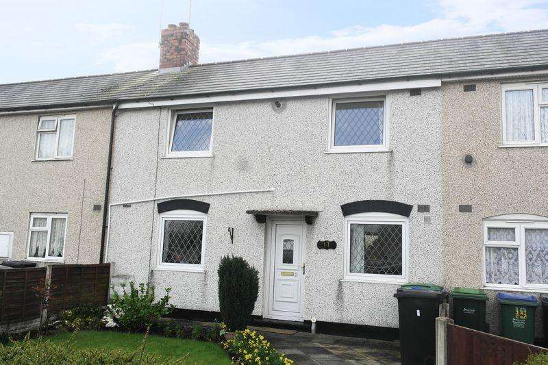 2 Bedrooms Terraced House for sale in Bannister Road, Wednesbury