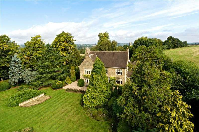 4 Bedrooms Detached House for sale in Whiston, Northamptonshire