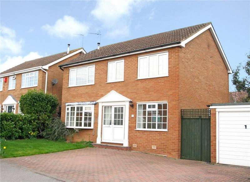 4 Bedrooms Detached House for sale in Foss Avenue, Wetherby, West Yorkshire