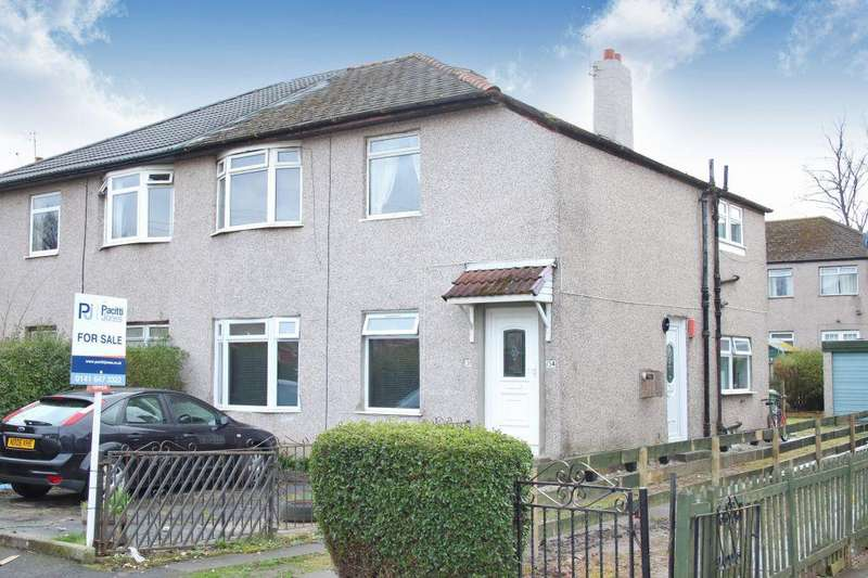 3 Bedrooms Cottage House for sale in 136 Ashcroft Drive, Croftfoot, Glasgow, G44 5QE
