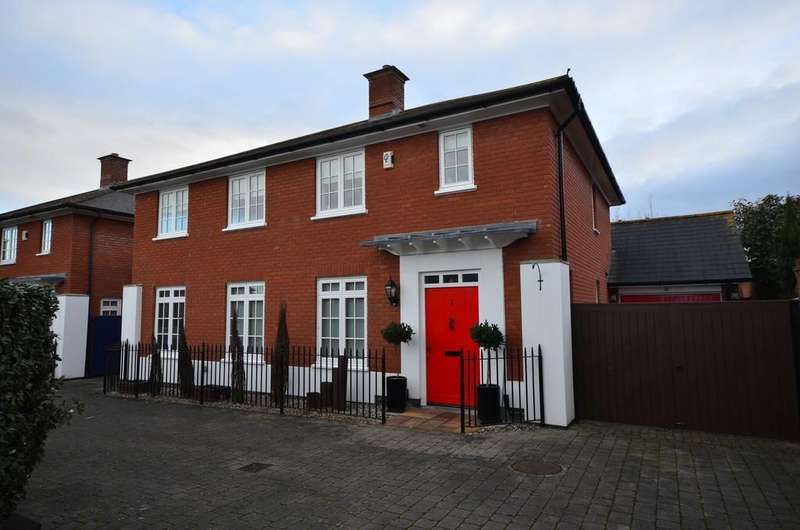 4 Bedrooms Detached House for sale in Bantock Way, Witham