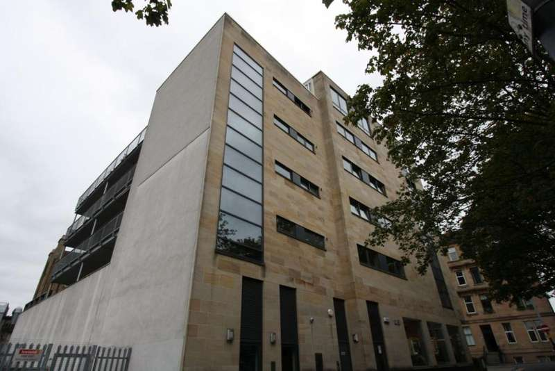 2 Bedrooms Flat for rent in Great George Lane, Hillhead, Glasgow, G12 8BB