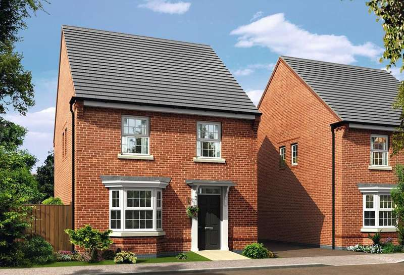 4 Bedrooms Detached House for sale in Merthyr Road, Llanfoist, Abergavenny