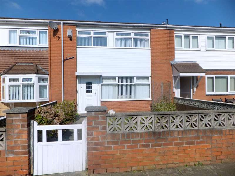 3 Bedrooms Terraced House for sale in Stanhope Drive, Huyton, Liverpool